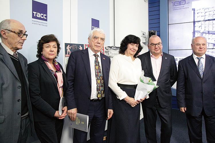 РКП. Фото на пресс конференции