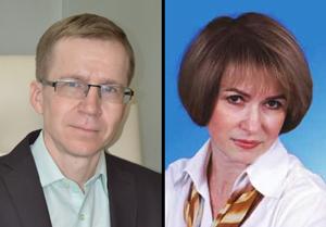 Сергей Иванов и Алла Расторгуева