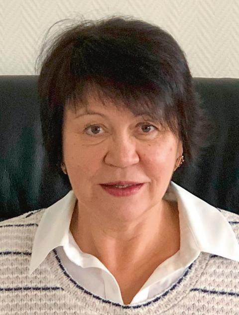 Галина Ильина