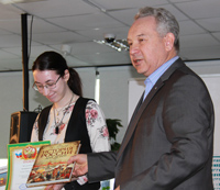 Анастасия Колыбанова, Анатолий Горбунов
