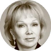 Михайлова Надежда,президент Ассоциации книгораспространителей независимых государств, генеральный директор ОЦ «Московский Дом Книги»