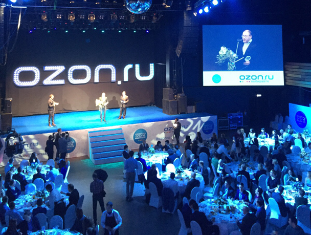 OZON.ruONLINEAWARDS