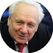 Сергей Филатов, президент фонда социально-экономических и интеллектуальных программ, председатель СП Москвы, Лауреат Государственной премии СССР: