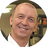 Ильяз Муслимов, генеральный директор ООО «ТД «Папирус-Столица»